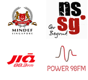 All organization logos affliated with SAFRA